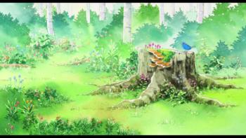 Кадр 0 аниме Лиз и синяя птица