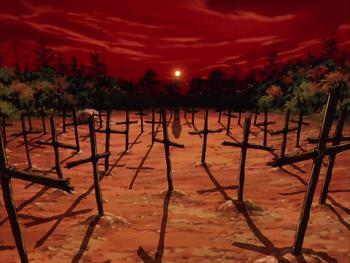 Кадр 1 аниме Бродяга Кэнсин: Воспоминания