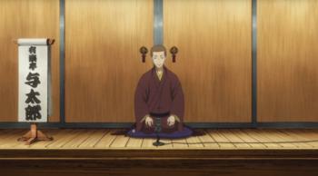 Кадр 1 аниме Сёва-Гэнроку: Двойное самоубийство по ракуго 2