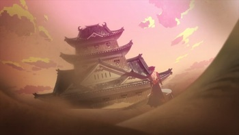 Кадр 3 аниме Истории мечей