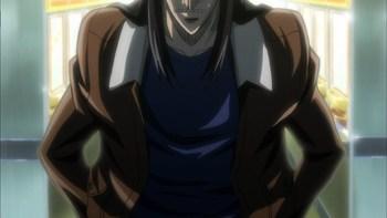 Кадр 1 аниме Кайдзи 2
