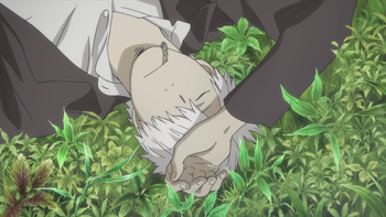 Кадр 0 аниме Мастер муси: Тень, поглотившая Солнце