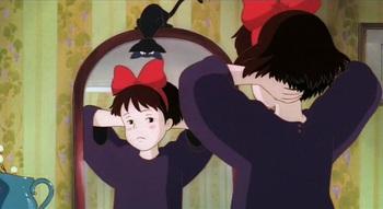 Кадр 2 аниме Ведьмина служба доставки