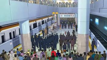 Кадр 0 аниме Детектив Конан: Квартал молчания