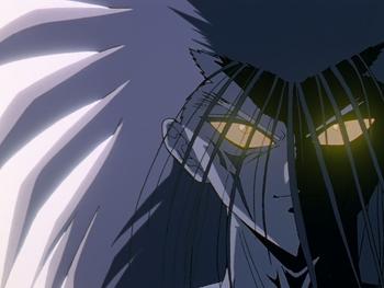 Кадр 3 аниме Отчёт о буйстве духов