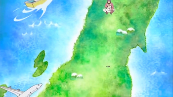 Кадр 3 аниме Баскетбол Куроко: Это лучший подарок!