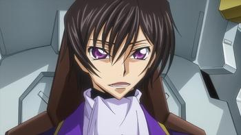 Кадр 1 аниме Код Гиас: Восставший Лелуш — Император