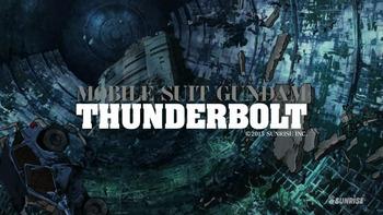 Кадр 0 аниме Мобильный воин Гандам: Удар молнии