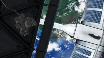 Кадр 0 аниме Мобильный воин Гандам: Единорог
