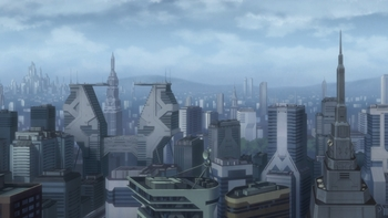 Кадр 0 аниме Легенда о героях Галактики: Новый тезис. Межзвёздная война — Часть 2