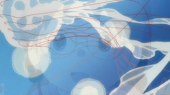 Кадр 1 аниме Принцесса-медуза