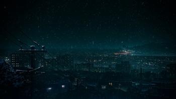Кадр 3 аниме Судьба/Ночь схватки: Прикосновение небес