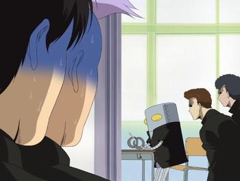 Кадр 3 аниме Кромешная путяга