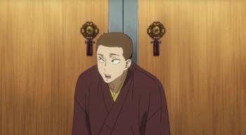 Кадр 2 аниме Сёва-Гэнроку: Двойное самоубийство по ракуго 2