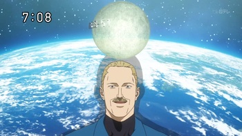 Кадр 3 аниме Космические братья