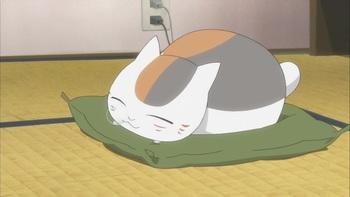 Кадр 3 аниме Тетрадь дружбы Нацумэ 2