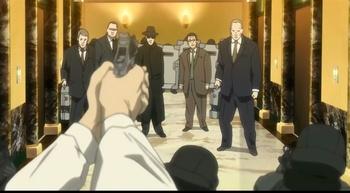 Кадр 0 аниме Призрак в доспехах: Синдром одиночки 2 — Одиннадцать индивидуалистов