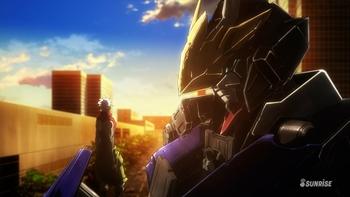 Кадр 0 аниме Гандам: Железнокровные сироты 2
