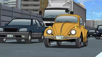 Кадр 3 аниме Детектив Конан: Квартал молчания