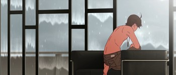 Кадр 3 аниме Истории ран. Часть 3: Холодная кровь