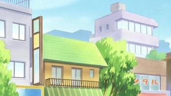 Кадр 1 аниме Кафе «У Белого Медведя»