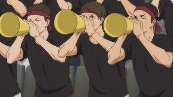 Кадр 2 аниме Волейбол!! К вершине 2