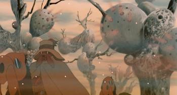 Кадр 2 аниме Навсикая из Долины ветров