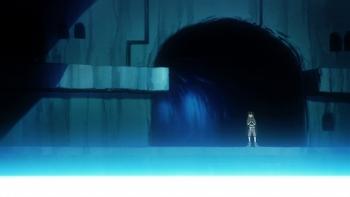 Кадр 2 аниме Гуррен-Лаганн, пронзающий небеса
