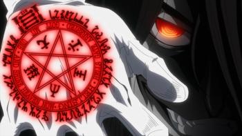 Кадр 0 аниме Хеллсинг OVA
