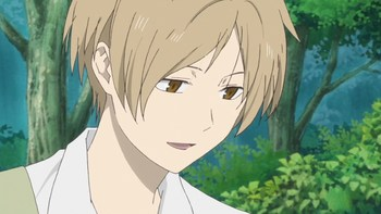 Кадр 1 аниме Тетрадь дружбы Нацумэ 5