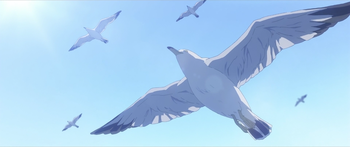 Кадр 0 аниме Вайолет Эвергарден: Вечность и призрак пера