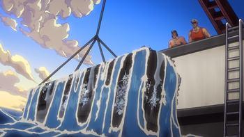 Кадр 0 аниме Невероятное приключение ДжоДжо: Рыцари звёздной пыли