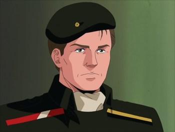 Кадр 2 аниме Легенда о героях Галактики: Спиральный лабиринт