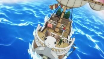 Кадр 2 аниме Ван-Пис: Эпизод Мерри — История об ещё одном накаме
