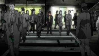 Кадр 0 аниме Первый шаг: Новый вызов