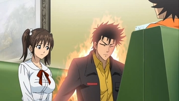Кадр 1 аниме Скет Данс OVA