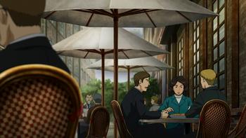 Кадр 0 аниме Военная хроника маленькой девочки. Фильм