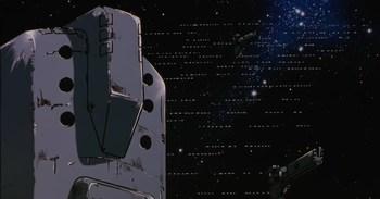 Кадр 0 аниме Легенда о героях Галактики: Увертюра к новой войне