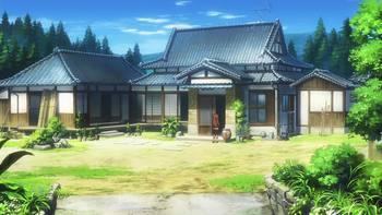 Кадр 3 аниме Деревенская глубинка