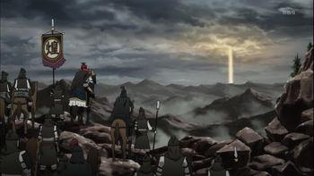 Кадр 3 аниме Маги: Королевство магии