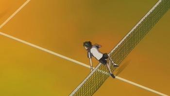 Кадр 1 аниме Принц тенниса: Национальный турнир. Полуфинал
