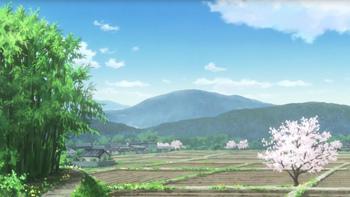 Кадр 0 аниме Тетрадь дружбы Нацумэ 6