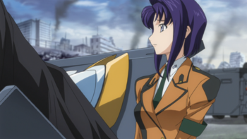 Кадр 3 аниме Код Гиас: Восставший Лелуш — Пробуждение