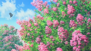 Кадр 2 аниме Тетрадь дружбы Нацумэ: Эфемерная связь