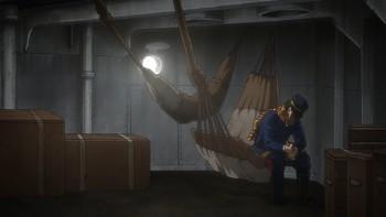 Кадр 1 аниме Золотое божество 3