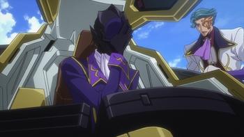 Кадр 0 аниме Код Гиас: Восставший Лелуш — Император