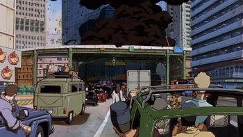 Кадр 2 аниме Ковбой Бибоп: Достучаться до небес