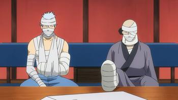 Кадр 1 аниме Гинтама 6