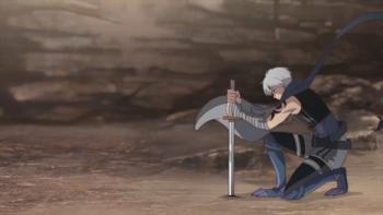Кадр 1 аниме Аватар короля: Специальные выпуски