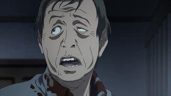 Кадр 3 аниме Паразит: Учение о жизни